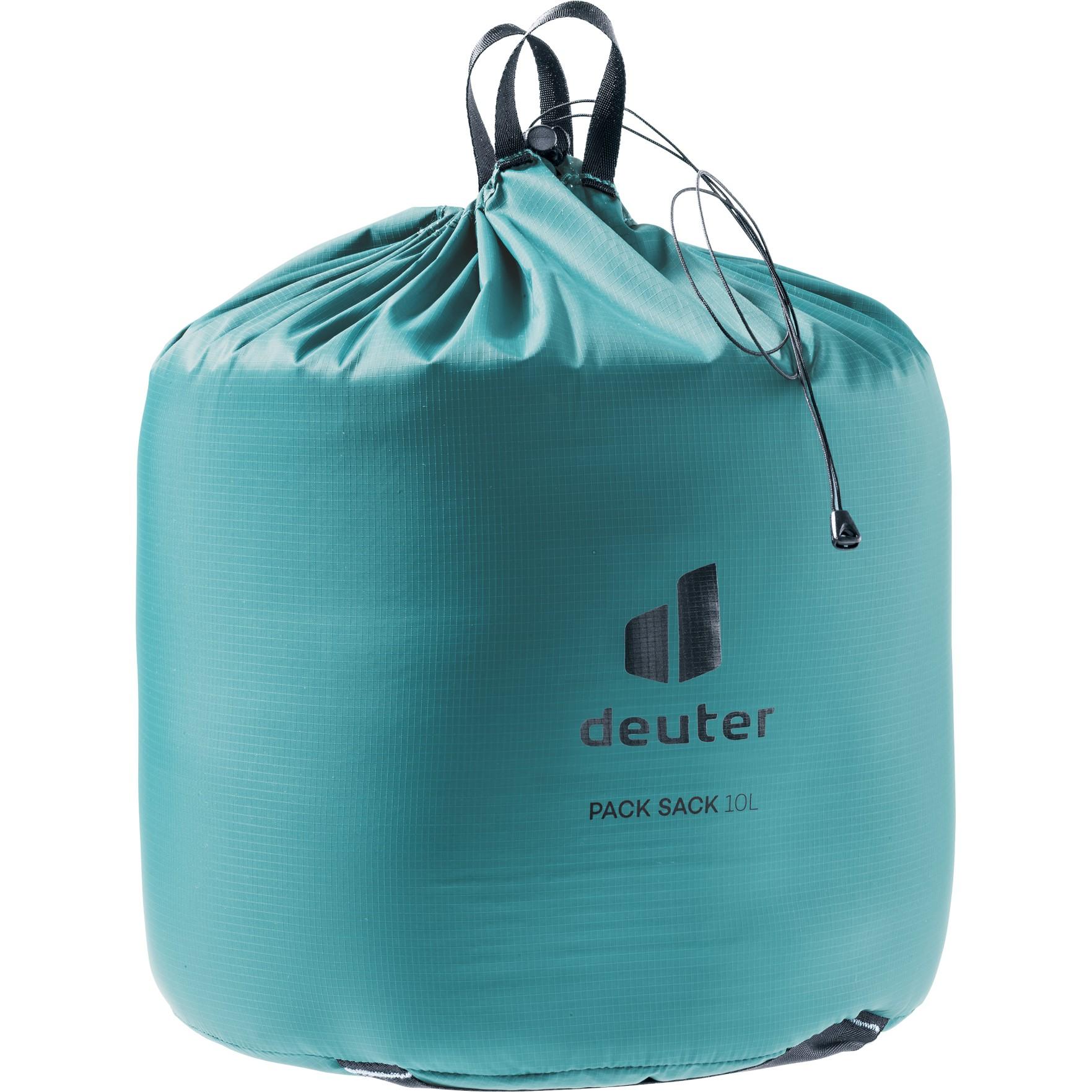 Picture of Deuter Pack Sack 10 liters - petrol