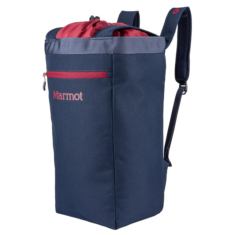 Marmot Urban Hauler Medium Backpack 38700 - total eclipse/claret