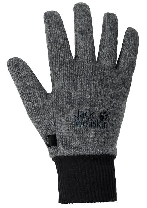 Jack Wolfskin Stormlock Knit Glove - phantom