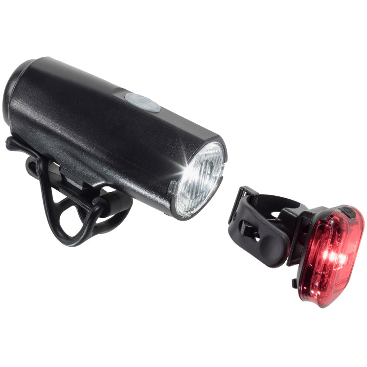 RFR Lighting Set Tour 18 USB - black