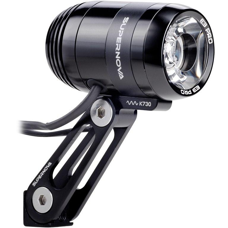 Supernova E3 Pro 2 Front Light - polished black