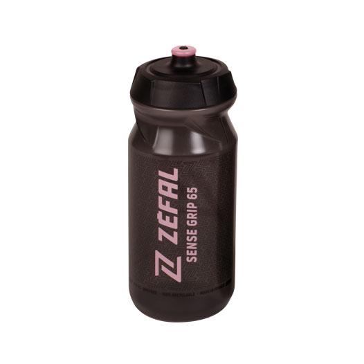 Bild von Zéfal Sense Grip 65 Trinkflasche 650ml - smoked black/pink