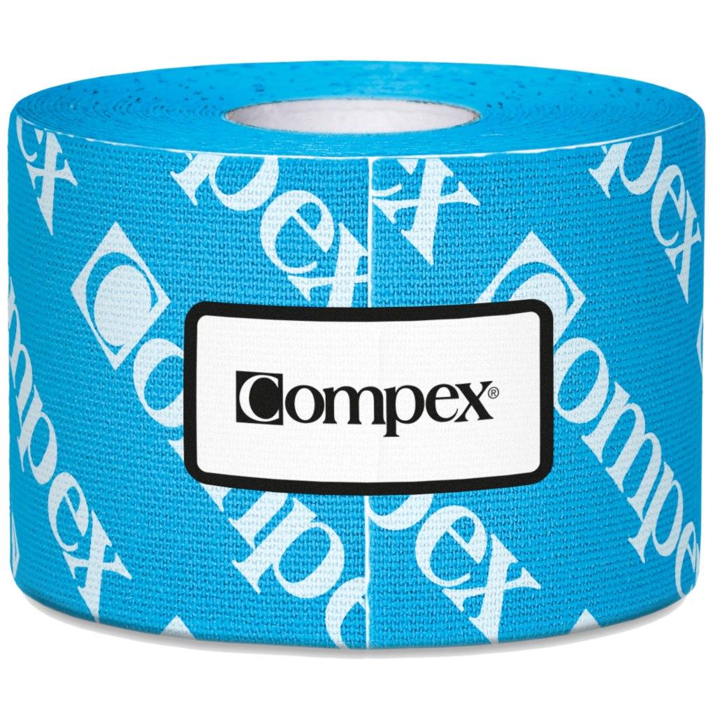 Produktbild von Compex Kinesiologie Tape - blau