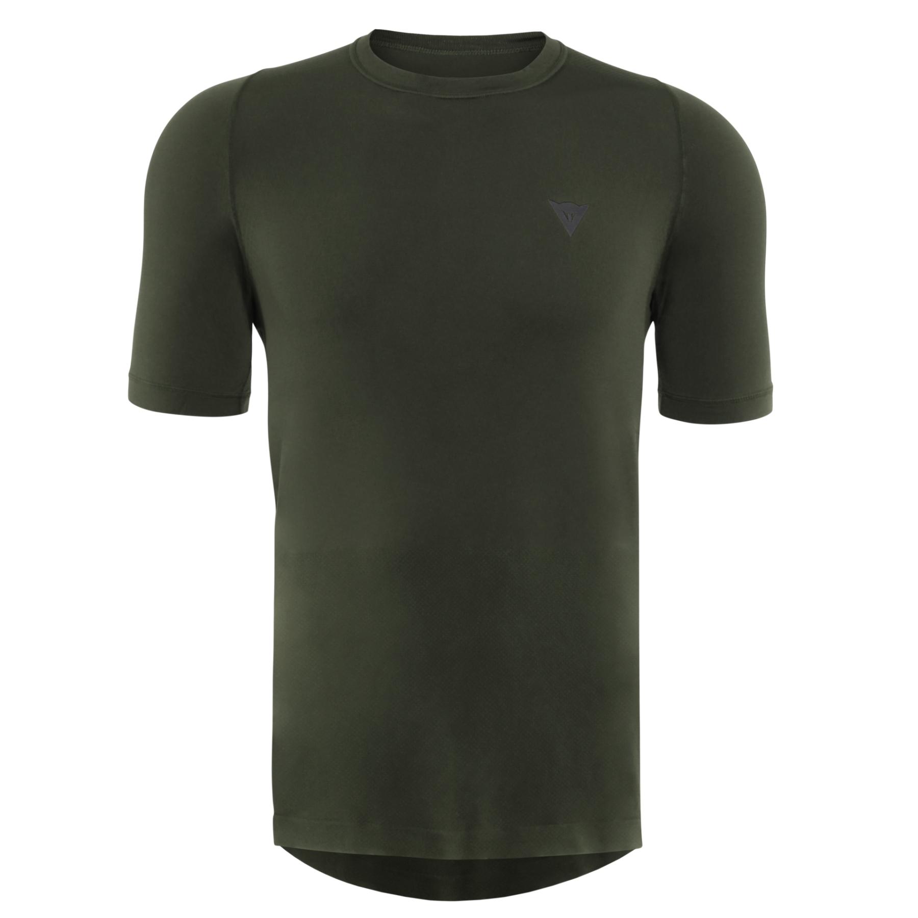 Picture of Dainese HGL Baciu MTB Shortsleeve Jersey - dark-green