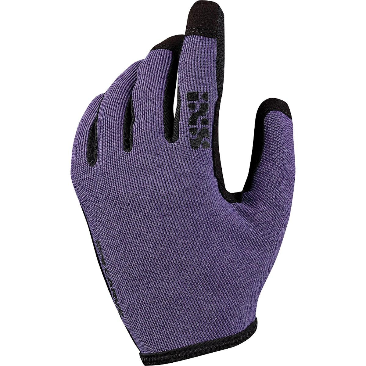 iXS Carve Damen Vollfinger-Handschuhe - grape