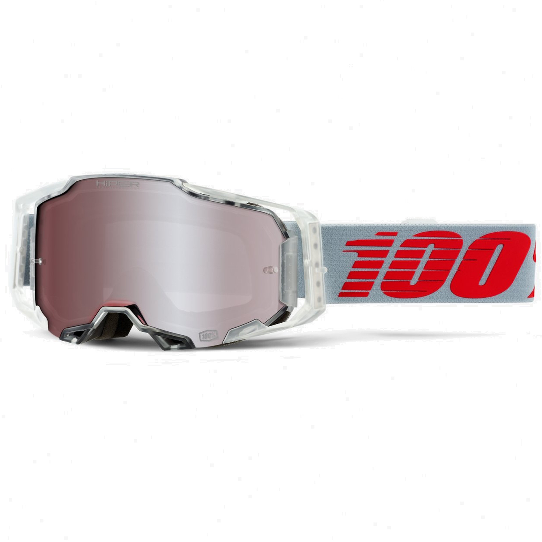 Imagen de 100% Armega Goggle HiPER Mirror Lens Gafas - X-Ray