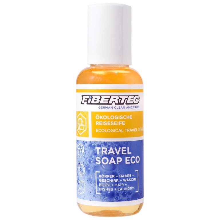 Produktbild von Fibertec Travel Soap Eco 100 ml