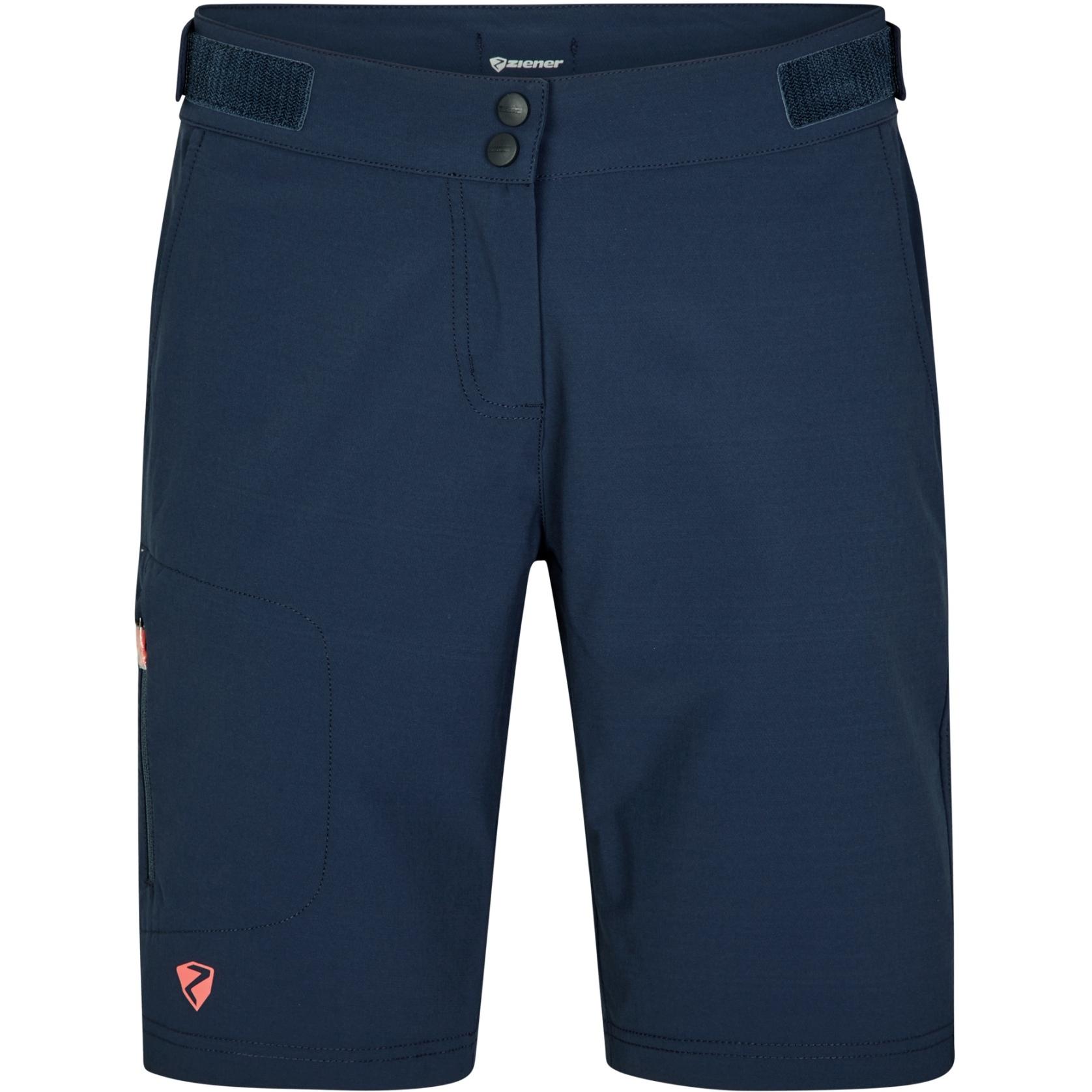 Ziener Nivia X-Function Damen Shorts - dark navy