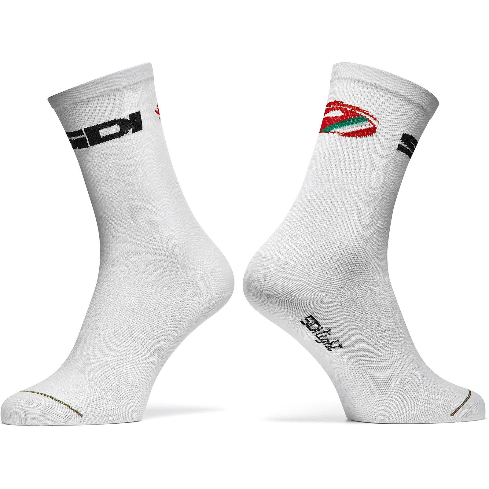 Sidi Color Socks - 15cm - white