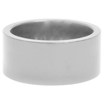 Wheels Manufacturing Steuersatz Spacer - 7.5mm/10mm - 1 1/8 Zoll (1 Stück) - silber poliert