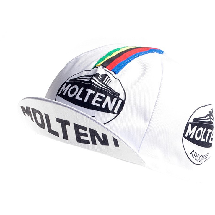 Apis Retro Style Team Cycling Cap - MOLTENI
