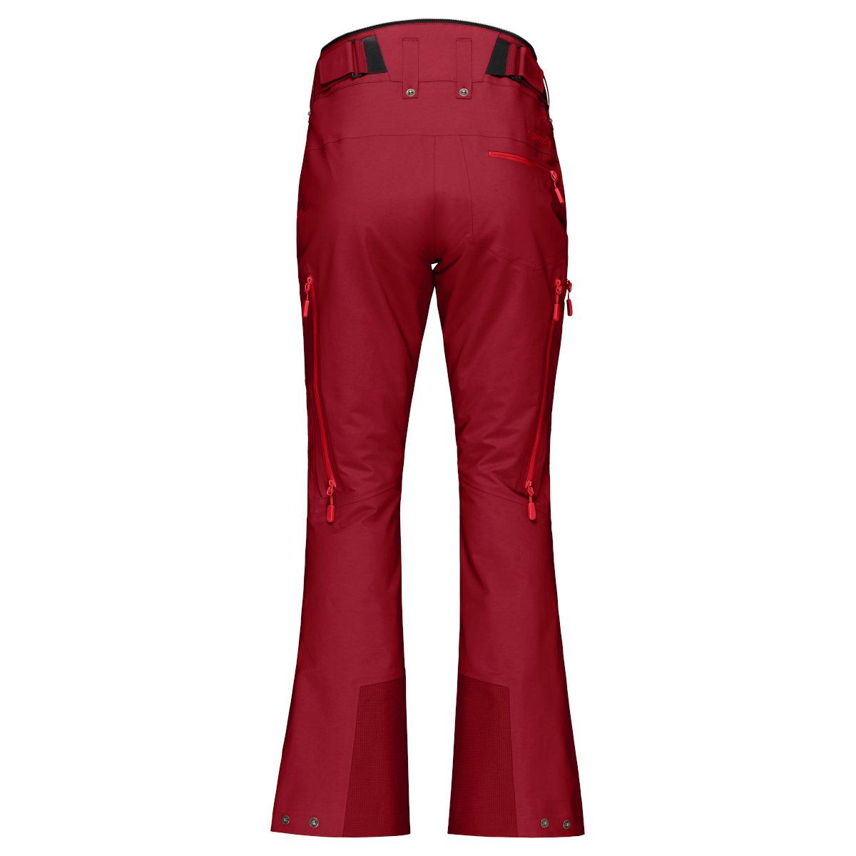 Norrona lofoten Gore-Tex Pants Women - Rhubarb