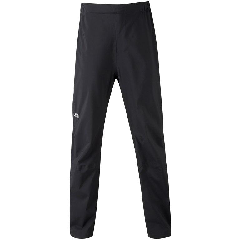 Rab Firewall Pants Rain Pants - black