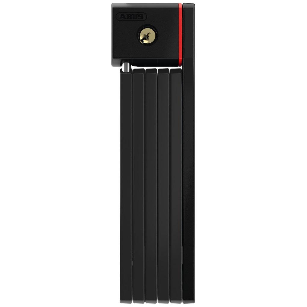 ABUS uGrip BORDO 5700K/80 Folding Lock + SH Carrier - black