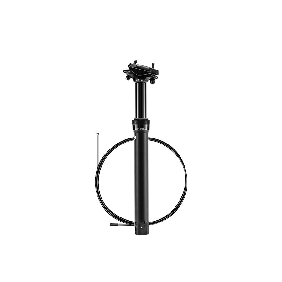 Crankbrothers Highline XC/Gravel Dropper Seatpost - 27.2mm - 60mm Travel short