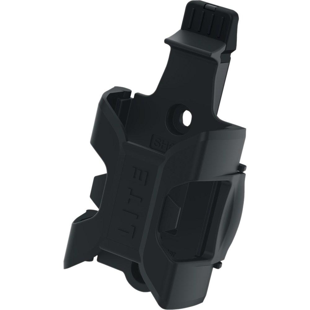 Imagen de ABUS Bordo Lite 6055/85 Mini Folding Lock + SH 6055 Carrier - Black