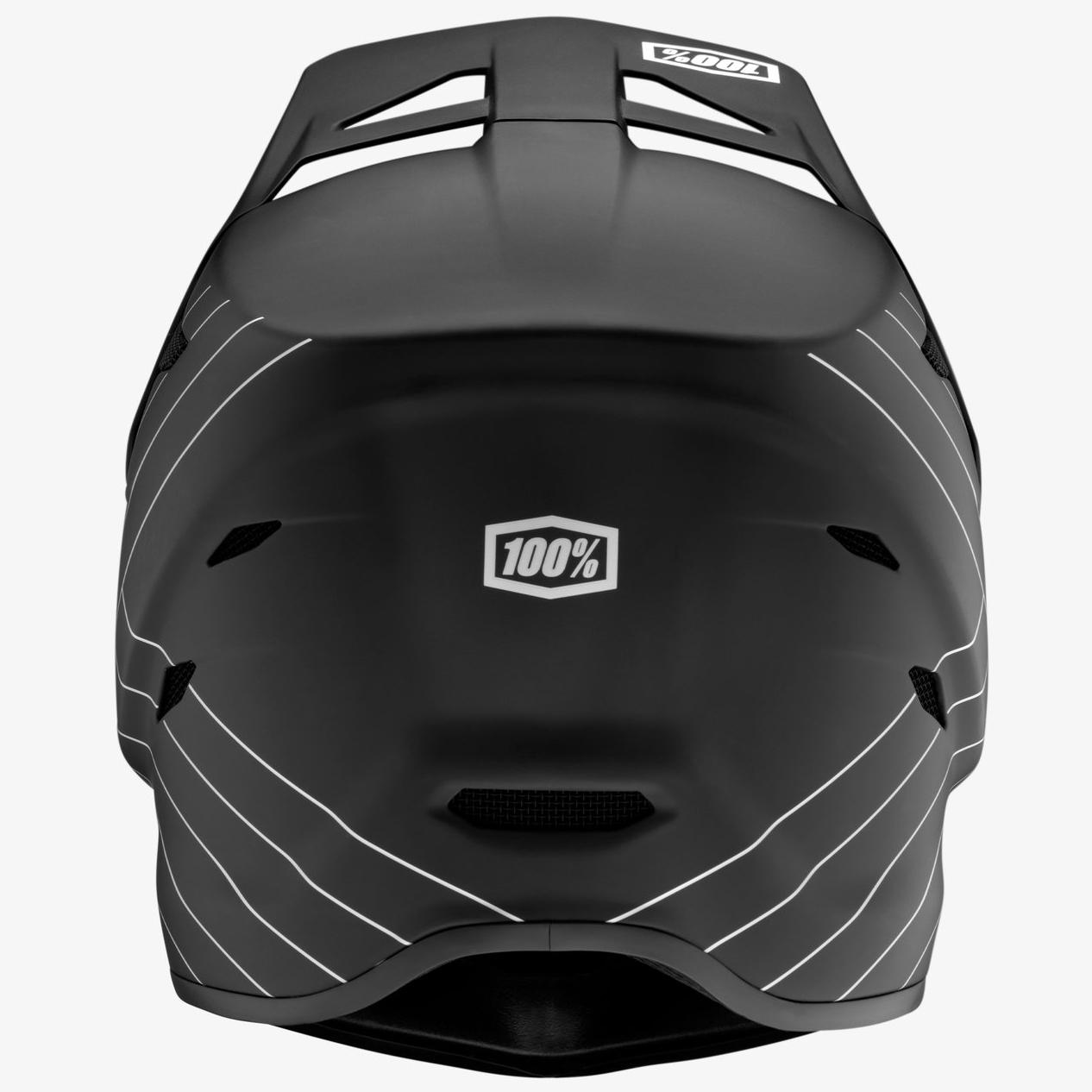 Imagen de 100% Status DH/BMX Casco - Essential Black