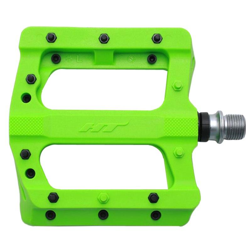 Produktbild von HT PA01A NANO P Flat Pedal - grün