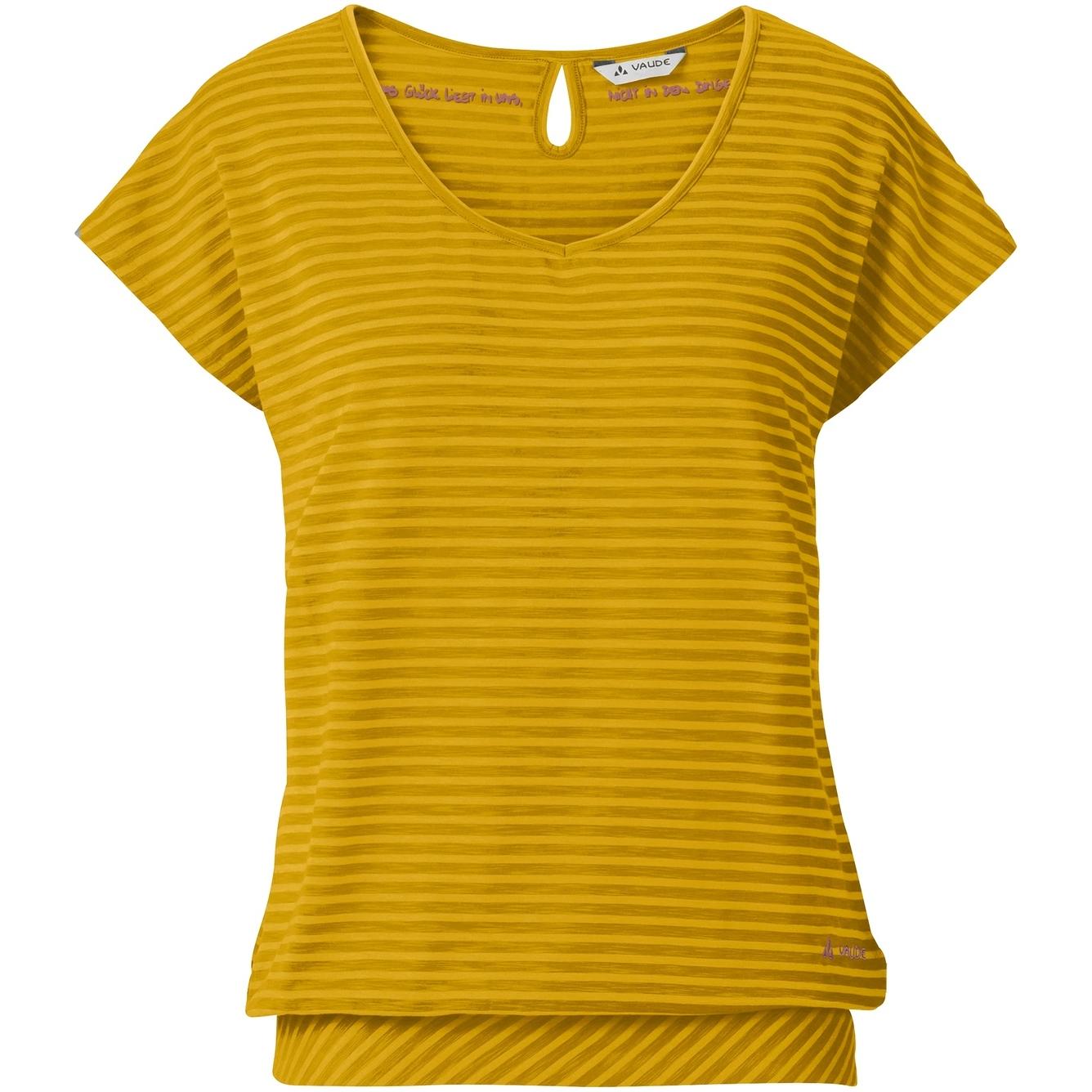 Vaude Skomer Damen T-Shirt II - marigold