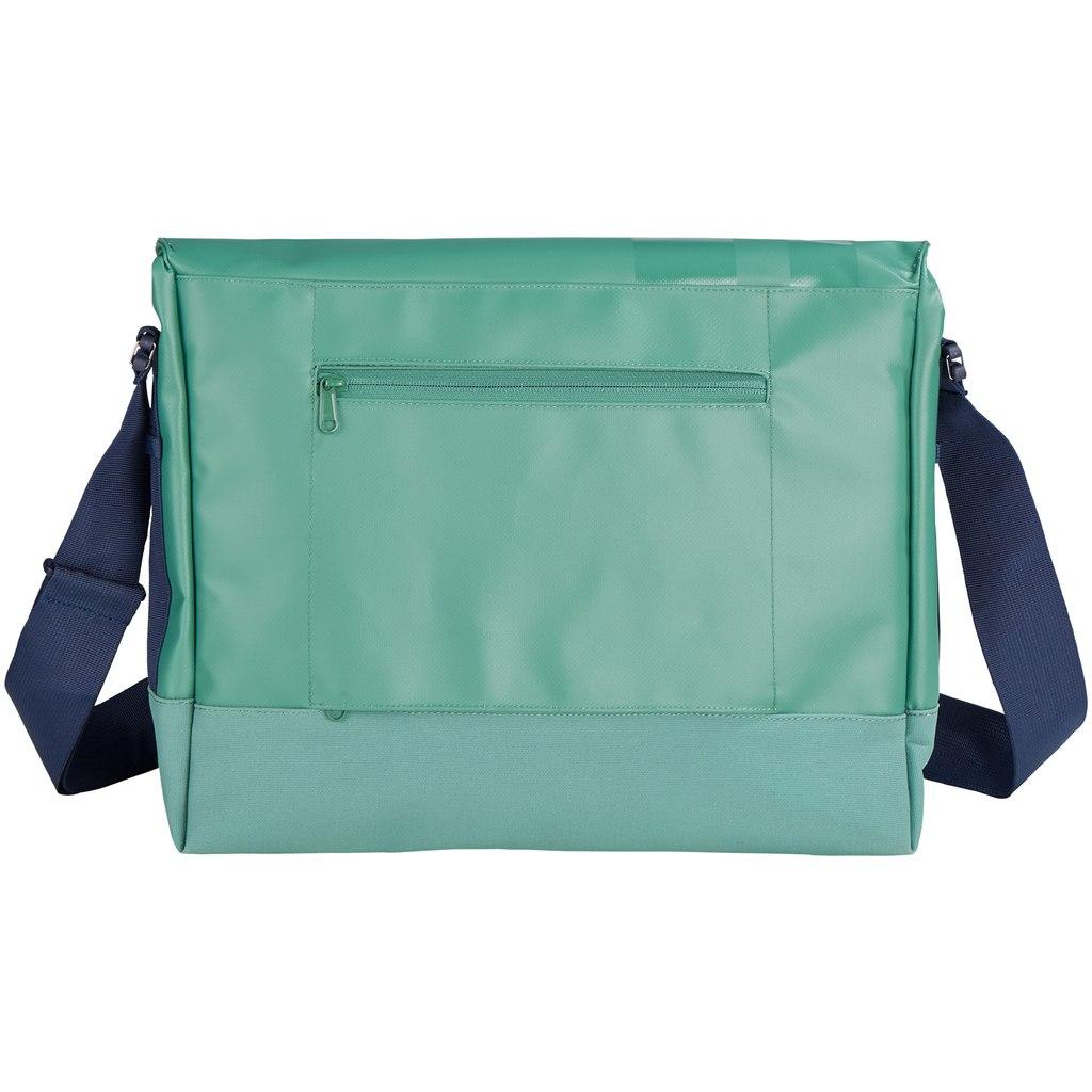 Image of Vaude Wista II M Shoulder Bag - nickel green