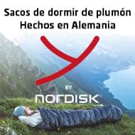 Sacos de dormir de plumón - Hechos en Alemania - Yeti by Nordisk