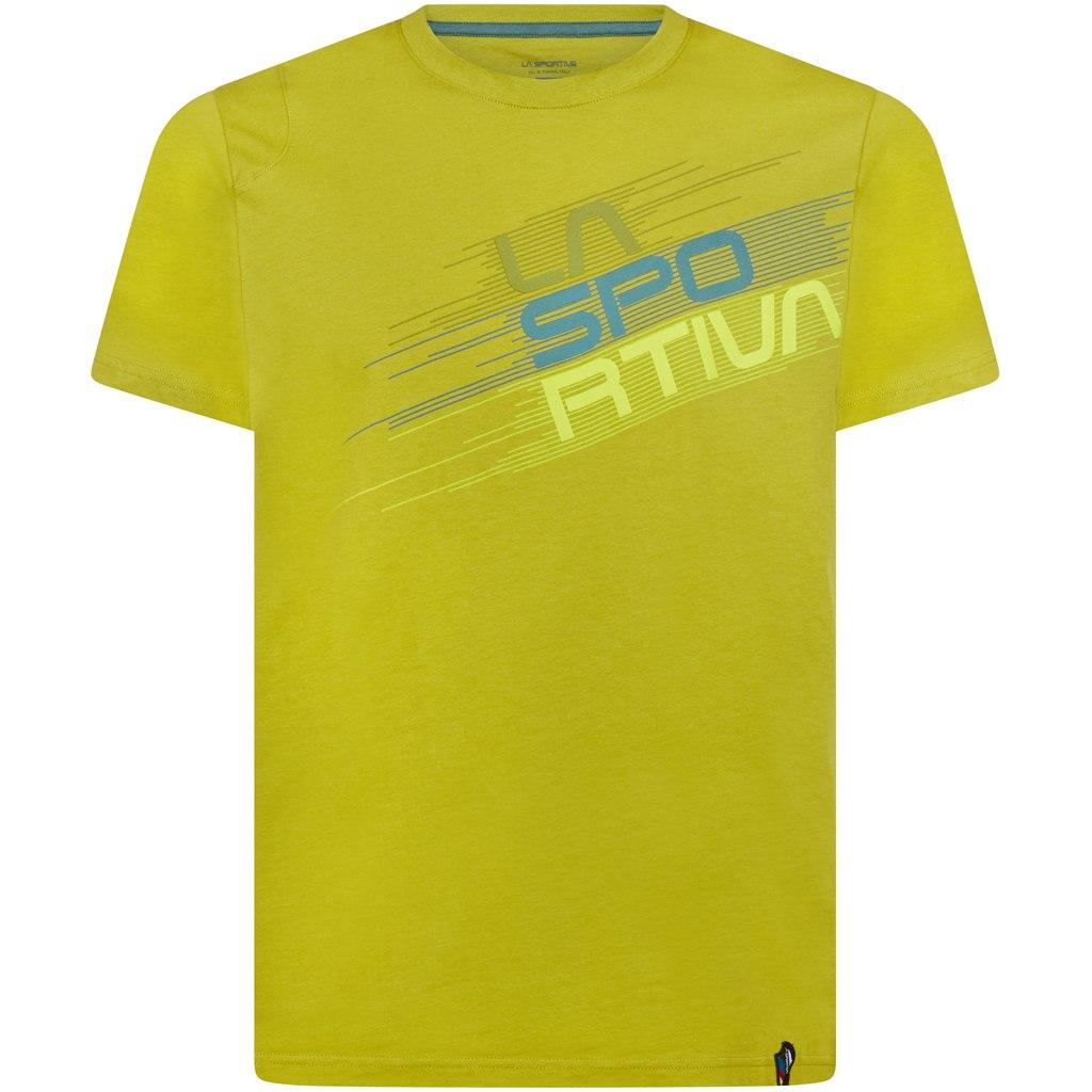 La Sportiva Stripe Evo T-Shirt - Kiwi