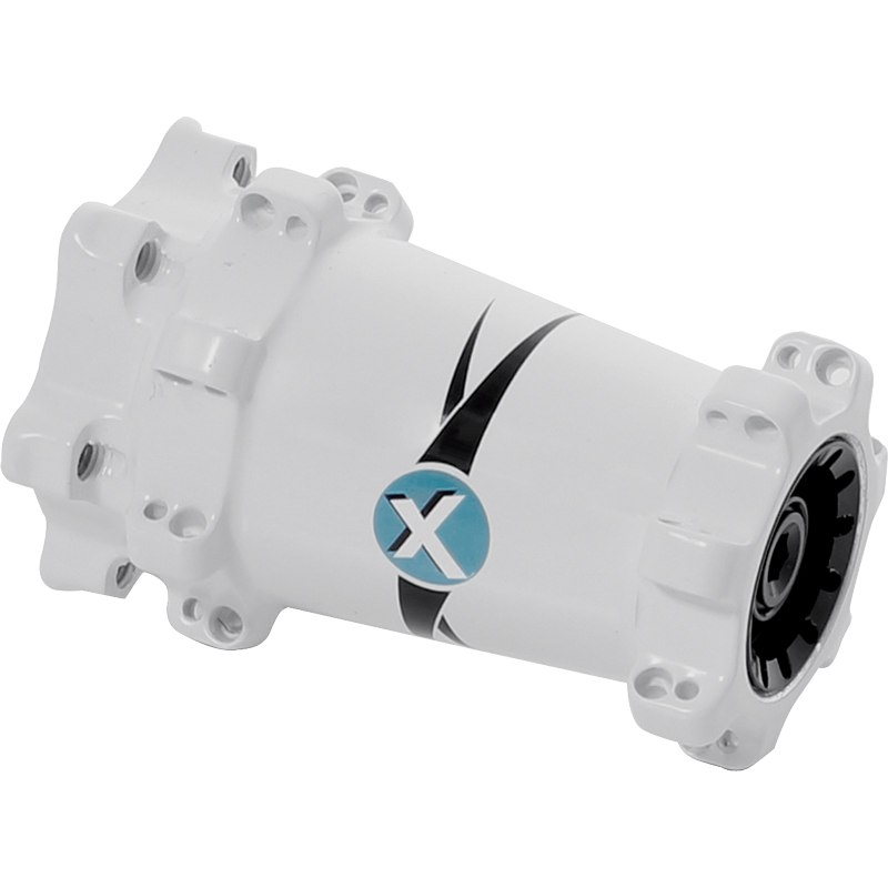 Bild von Xentis Squad 3.0 MTB - 29 Zoll Carbon Vorderrad - 6-Loch - Lefty 2.0 - matt schwarz / weiß