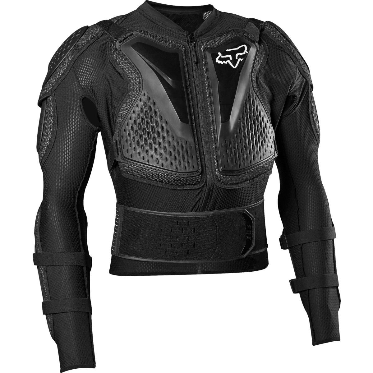 Produktbild von FOX Titan Sport Langarm Protektorenjacke - black