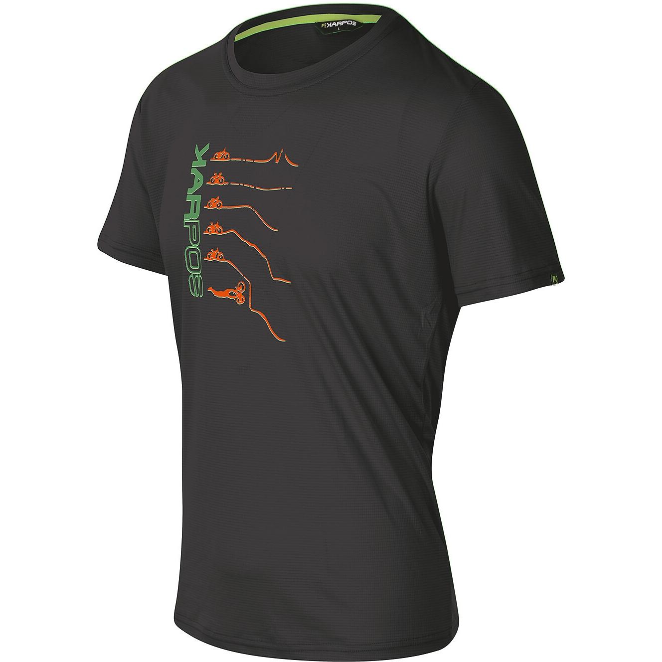 Karpos Val Federia T-Shirt - black
