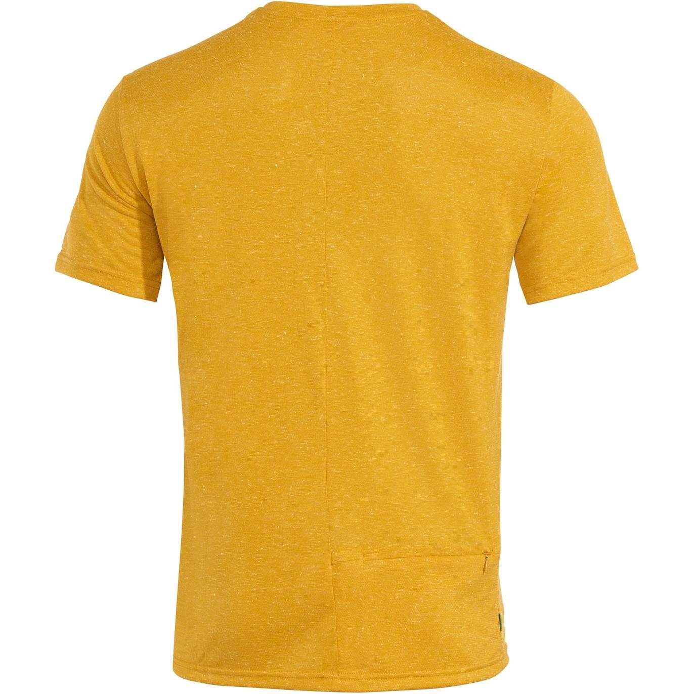 Bild von Vaude Mineo Hanf  T-Shirt - marigold
