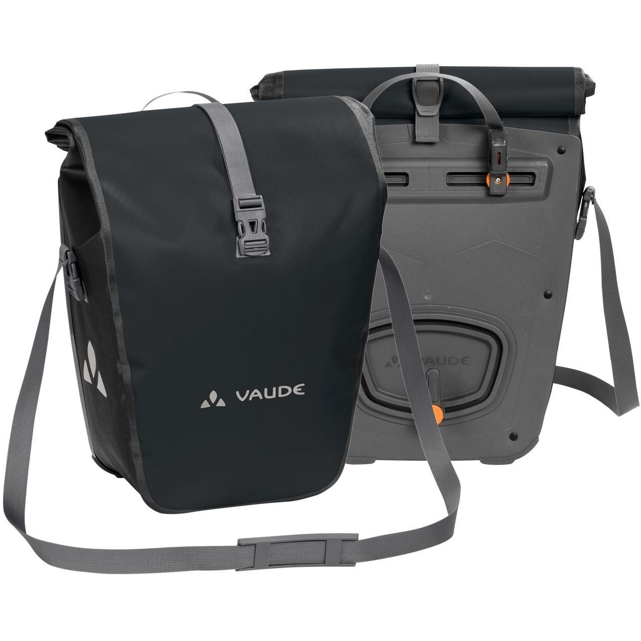 Bild von Vaude Aqua Back Fahrradtasche (Paar) - black
