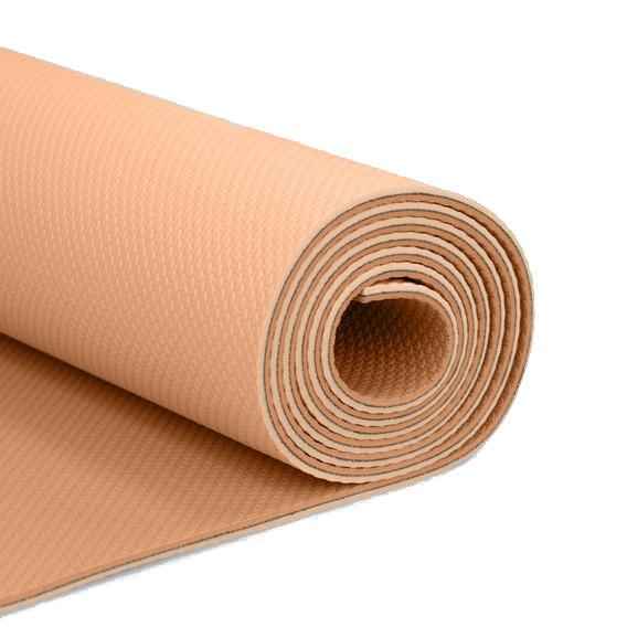 Produktbild von PTP BAHE Elementary Mat Regular Yoga Matte - bellini/clay