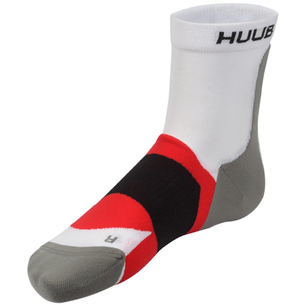 HUUB Design Active Socken - weiß