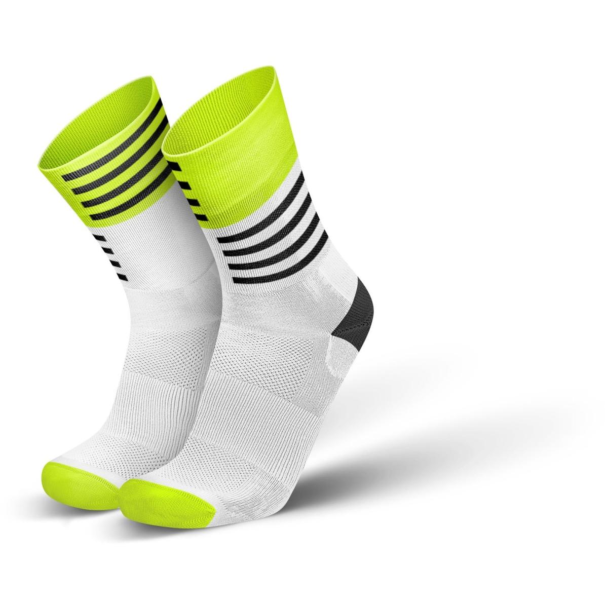 Produktbild von INCYLENCE Ultralight Wings Socken - White Canary