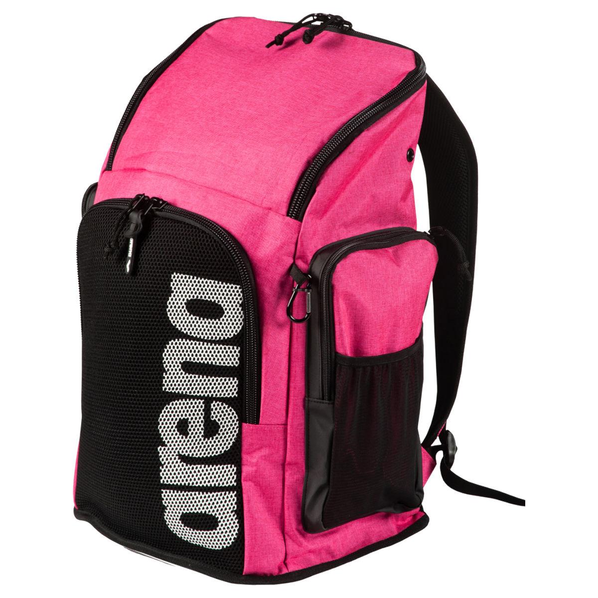 arena Team 45L Backpack - pink melange