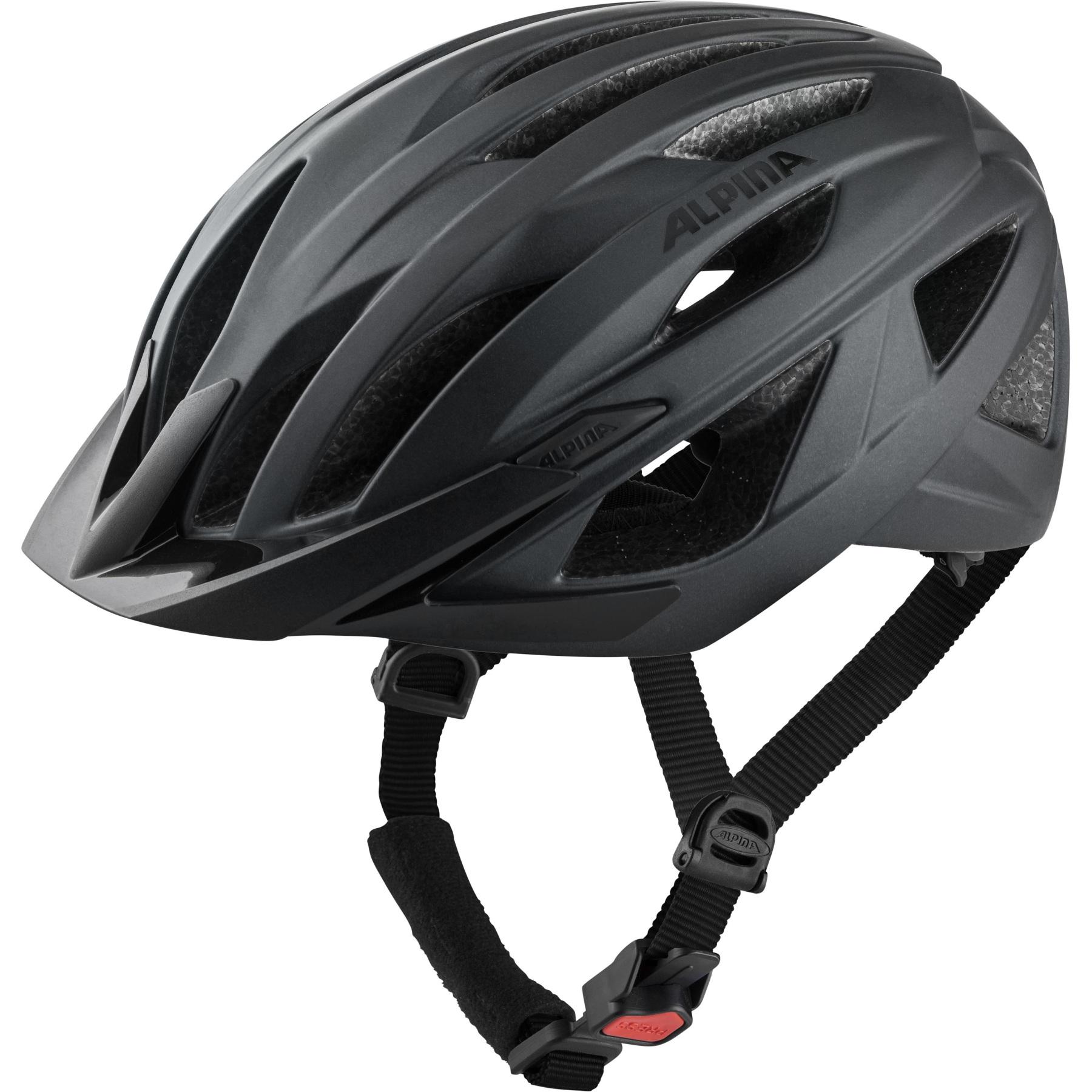 Alpina Delft Mips Helmet - black matt
