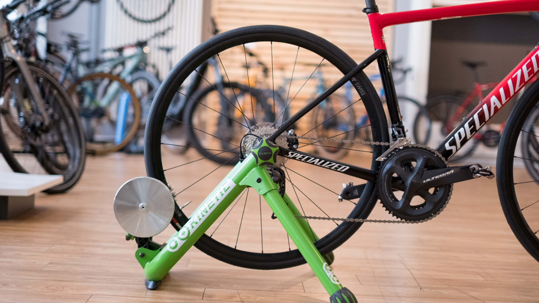 Cycletrainer – the classic for your cycling fitness
