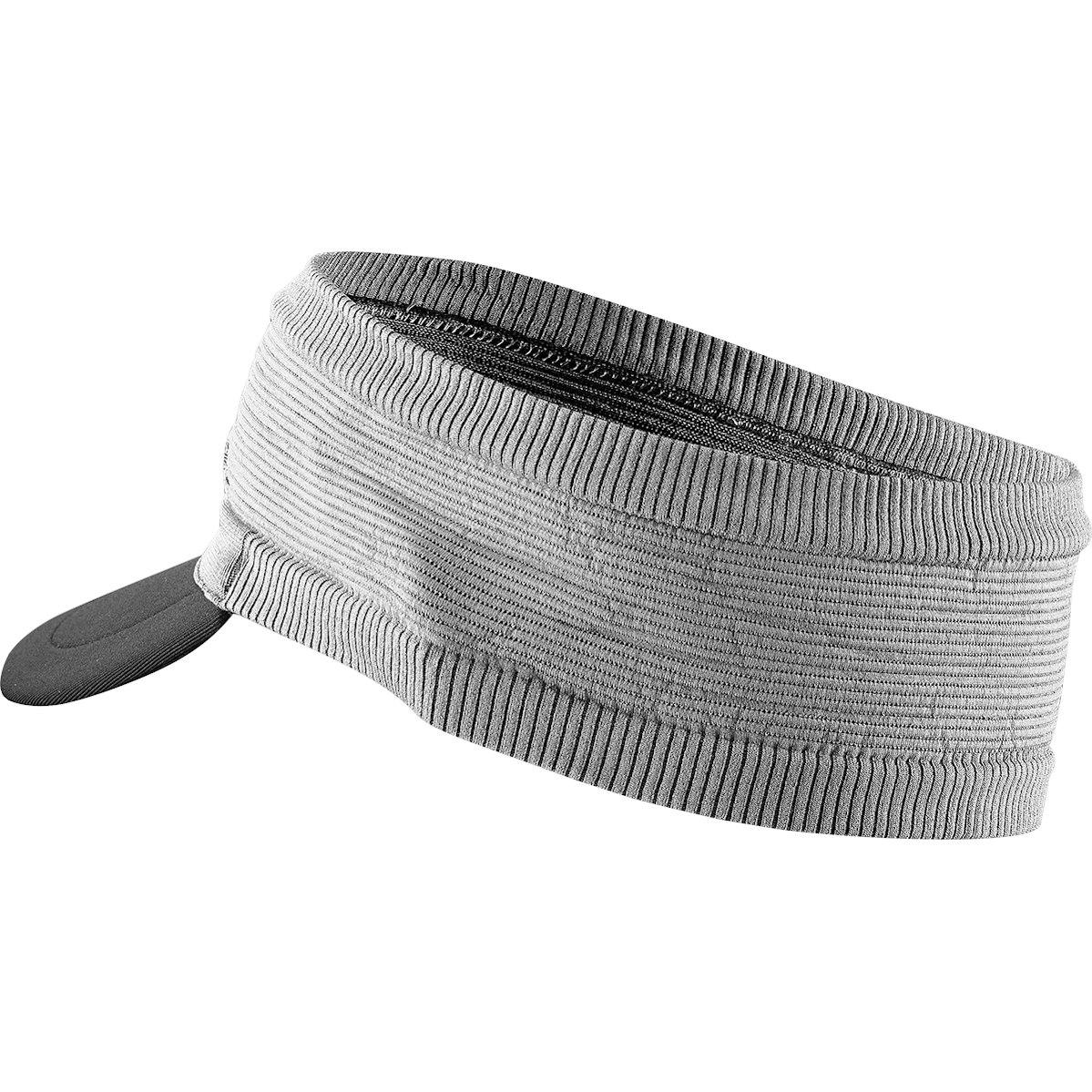 Bild von X-Bionic Fennec 4.0 Headband mit Schild - anthracite/silver