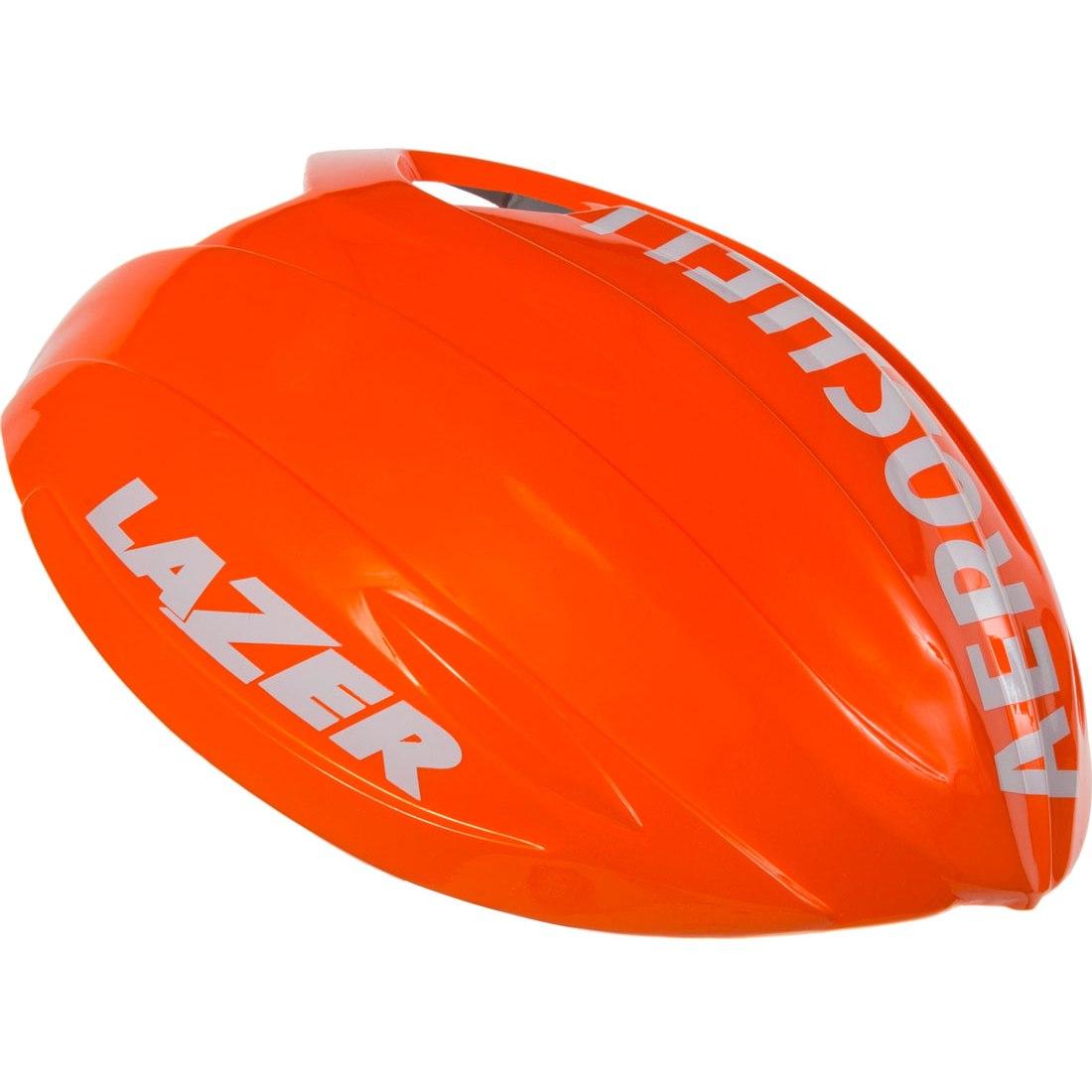 Lazer Aeroshell for Blade - flash orange