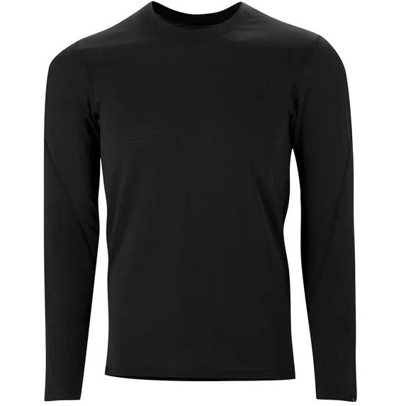 7mesh Gryphon Camiseta de Mangas Largas para Hombre - Black