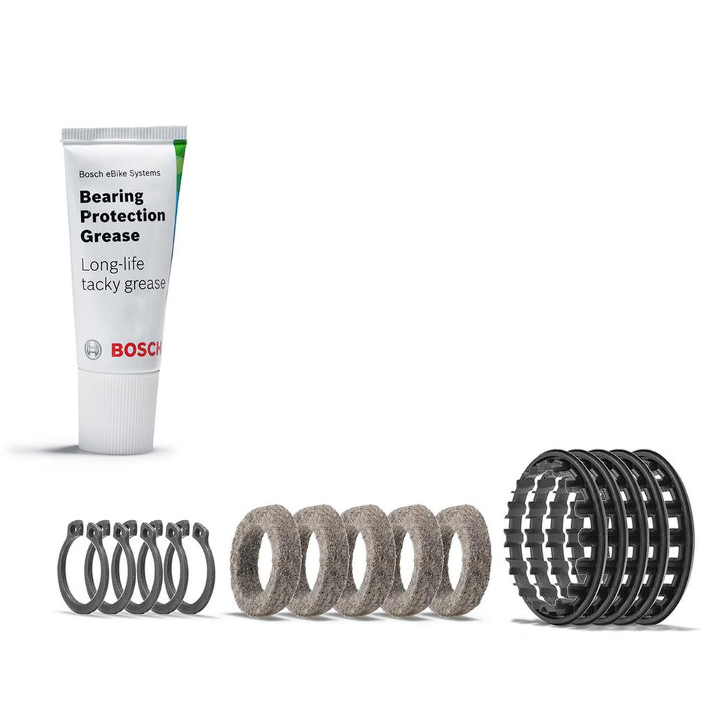 Picture of Bosch Service Kit Bearing Protection Rings for Active Line | Performance Line | Performance Line CX - 1270020133