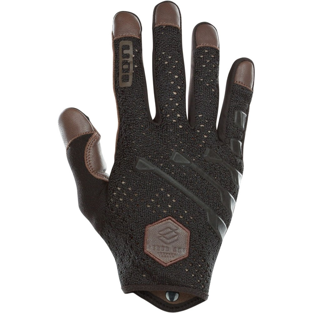 ION Bike Gloves Scrub Select - loam brown