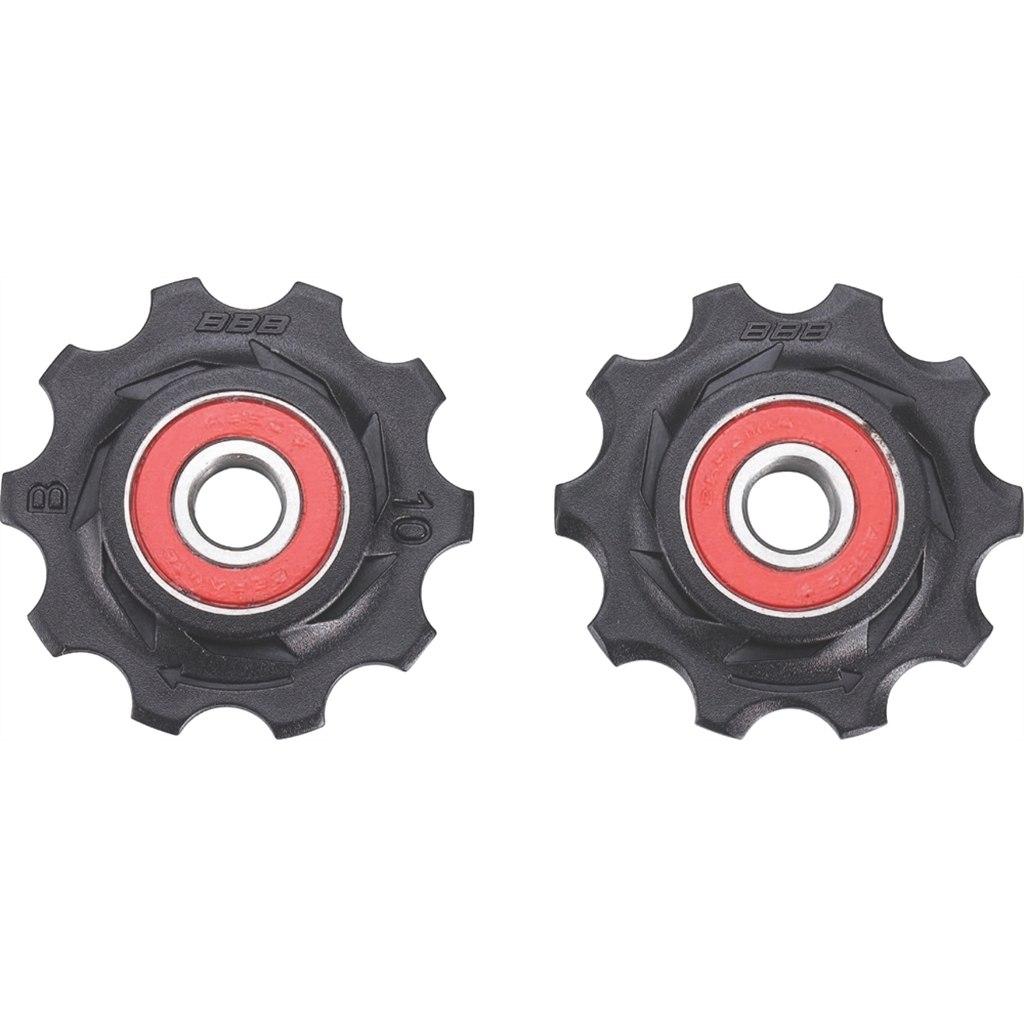 BBB Cycling RollerBoys BDP-11 Jockey Wheels Ceramic 10 Teeth