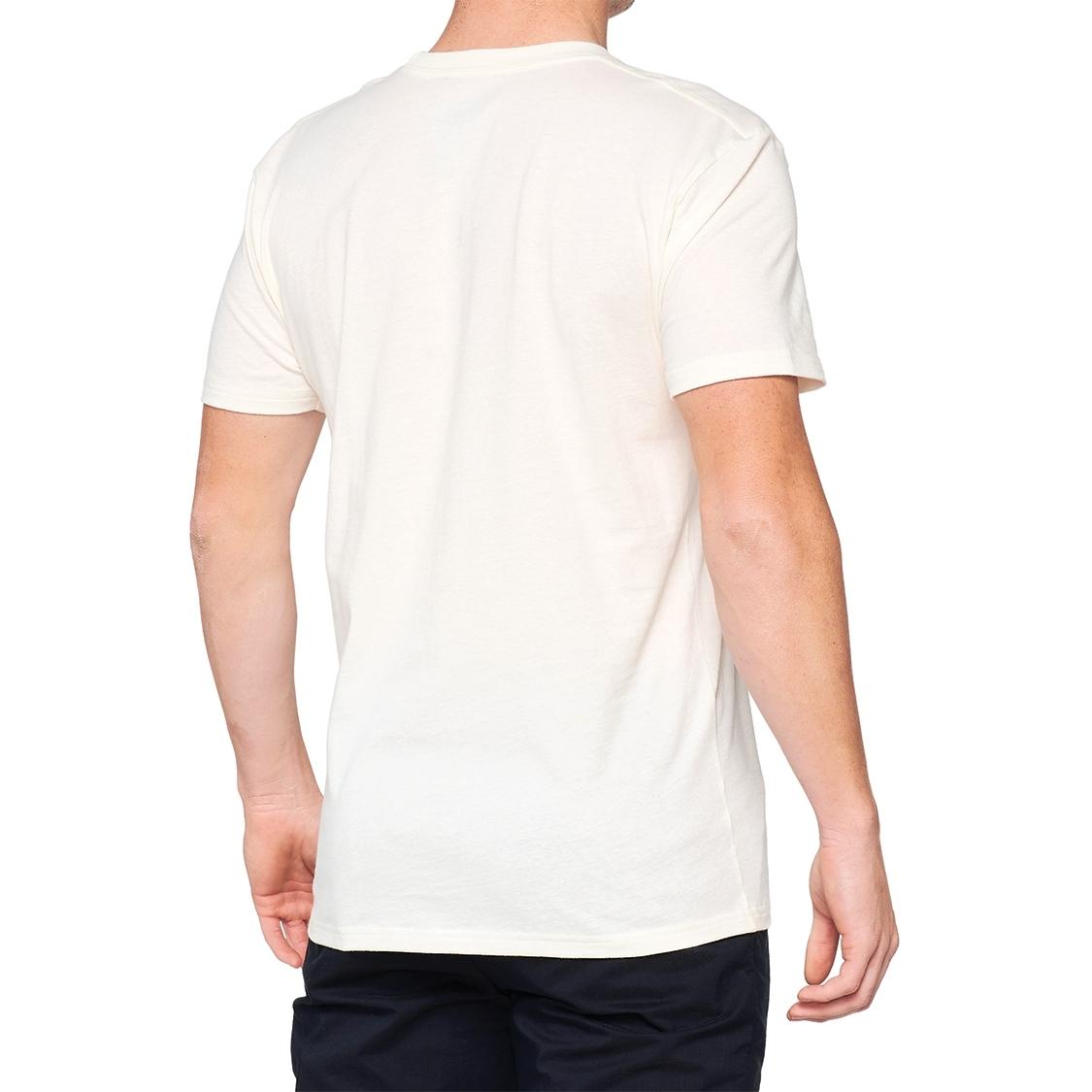 Imagen de 100% Scroll Tech Camisa - chalk