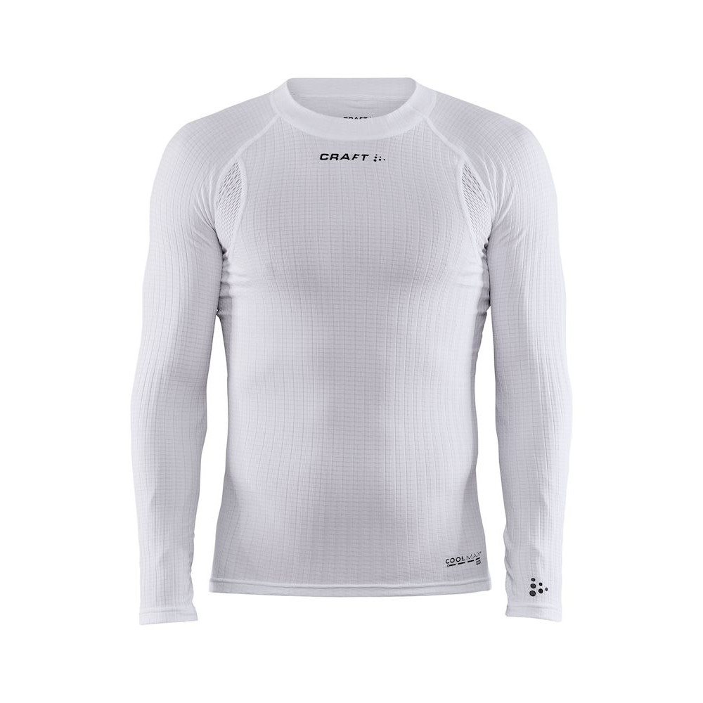 CRAFT Active Extreme X Crewe Neck Men's Longsleeve 1909679 - 900000 White