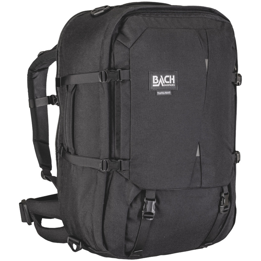 Bach Travel Pro 45 Pack - black