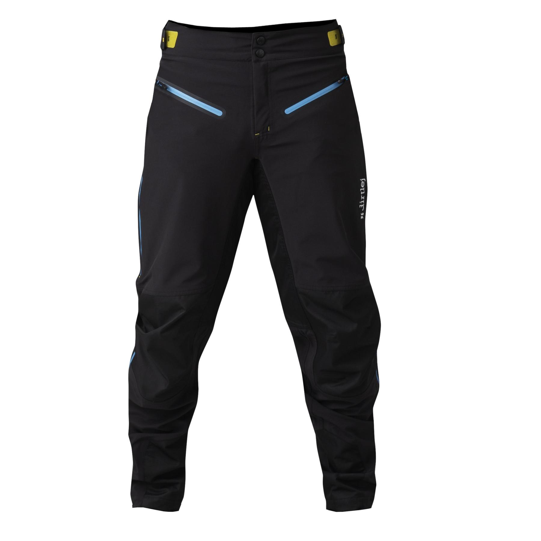 Foto de Dirtlej Trailscout Waterproof Pantalones para hombre - black/blue