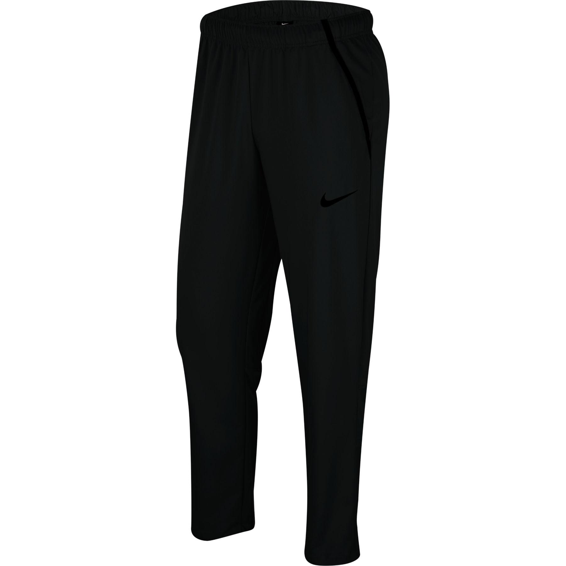 Foto de Nike Dry Team Woven Pantalones de chándal para hombre - black/black CU4957-010