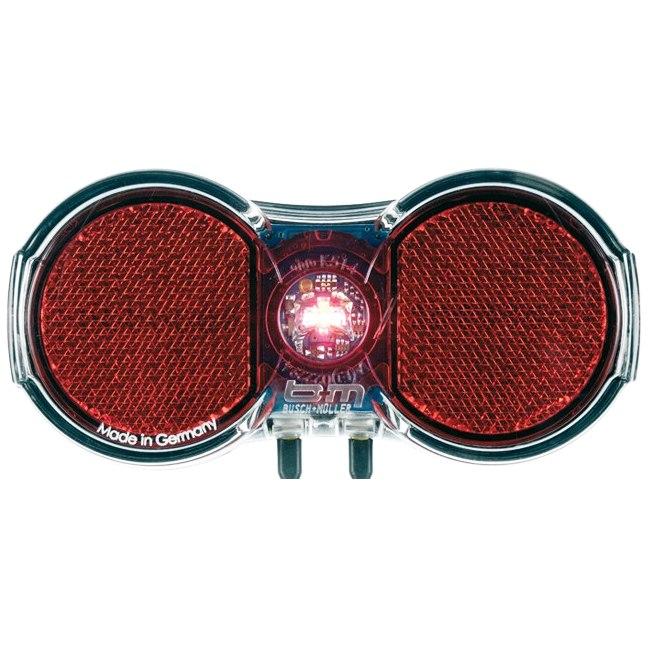 Busch + Müller Toplight Flat Plus LED Rear Light - 329ALK