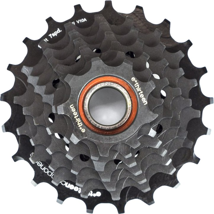 Image of e*thirteen LG1 Cassette 7-speed with SRAM XD Driver